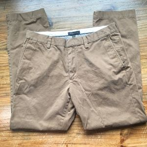 Banana Republic Straight Fit Emerson Chino